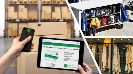 UHF RFID applications